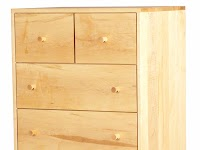 Maple Vertical Dressers
