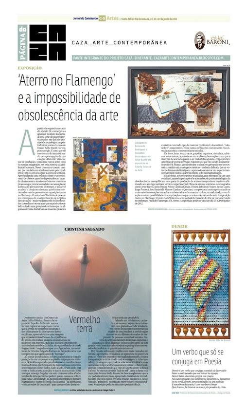 Página da Caza - 22 de Junho de 2012
