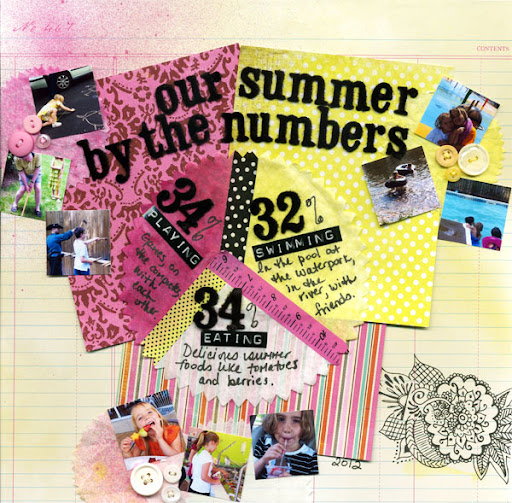 Summer by the Numbers