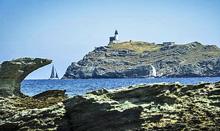 J/122 sailing Rolex Giraglia Race