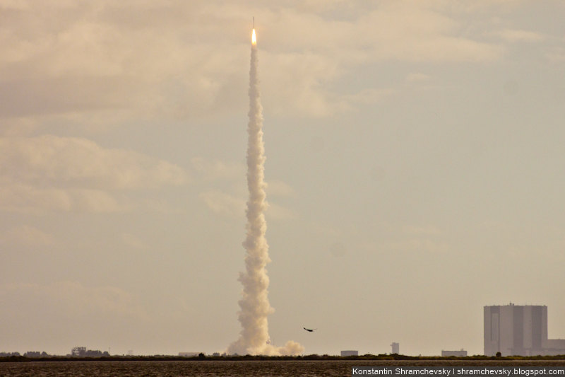 USA Florida Cape Canaveral Kennedy Space Center Atlas V launch  Curiosity Rocket To Mars Rover США Флорида Мыс Канаверал Космический Центр Кеннеди Атлас 5 запуск Кьюриосити Любопытство Ракета на Марс марсоход запуск