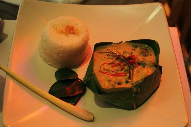 Veg Amok from Cambodia