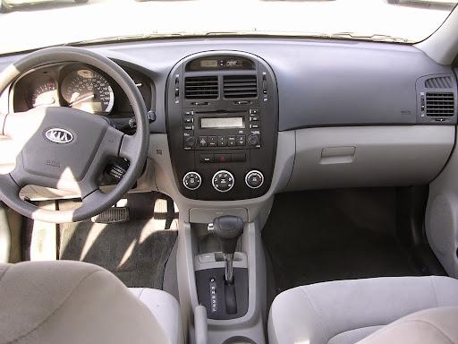 2008 Kia Spectra Warranty