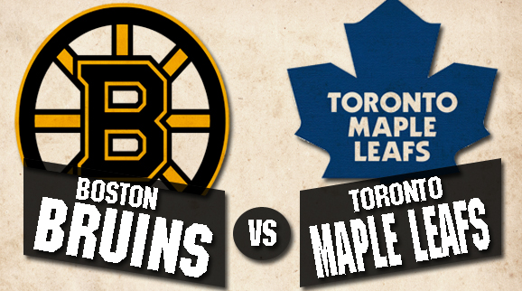 bruins leafs away