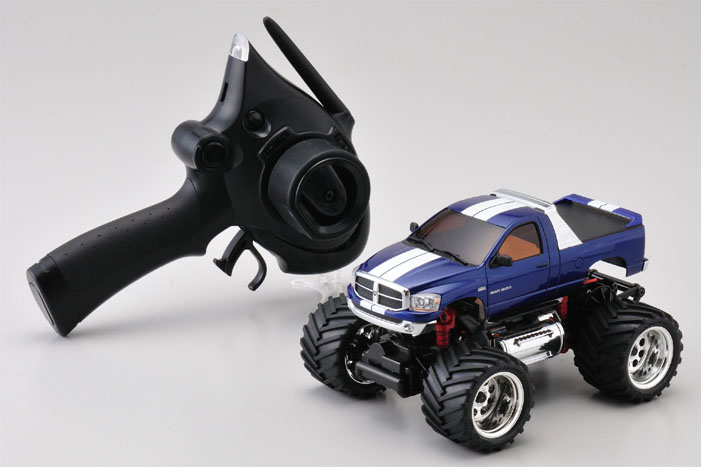 1/30 R/C Electric Monster Truck ASF2.4GHz MINI-Z MONSTER EX