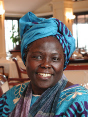 The Challenge for Africa Wangari Maathai