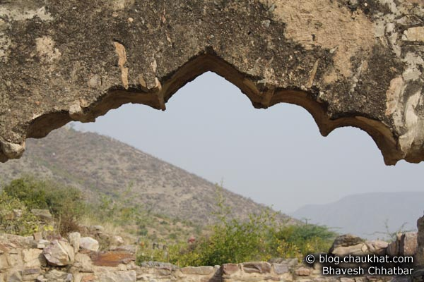 Bhangarh - Remains