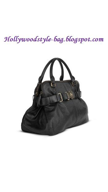 Hollywoodstyle eShopping  Burberry Medium Grainy Leather Bowling Bag ... e5831262d2eac