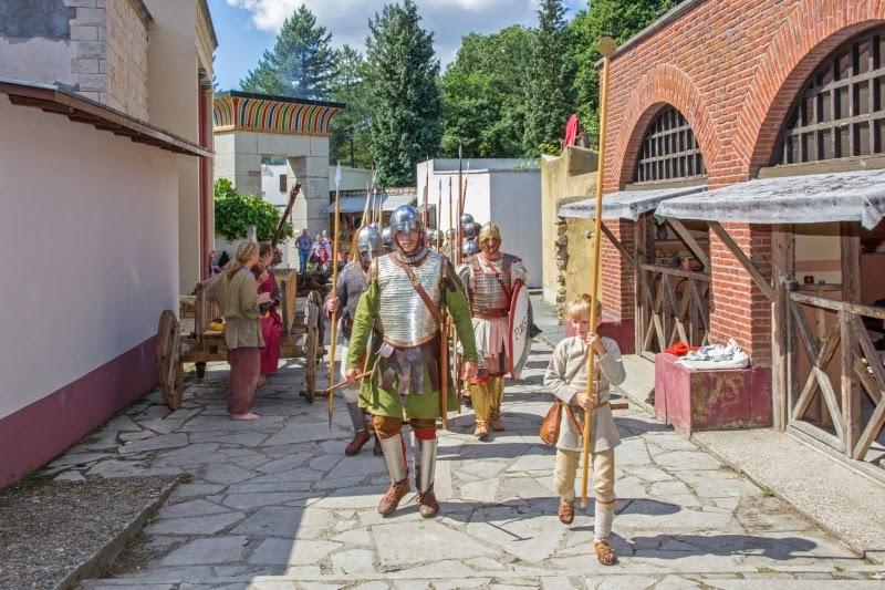 Romeinen uit heel West-Europa in Orientalis