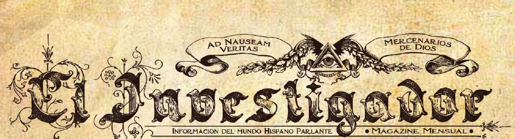 """Hemeroteca de """"El Investigador"""" El%2520Investigador"""