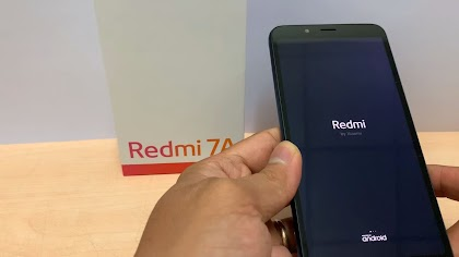 Hướng dẫn Hard Reset Xiaomi Redmi 7A
