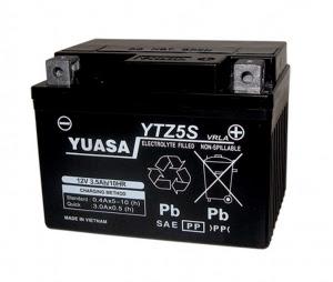 Yuasa-YTZ5S