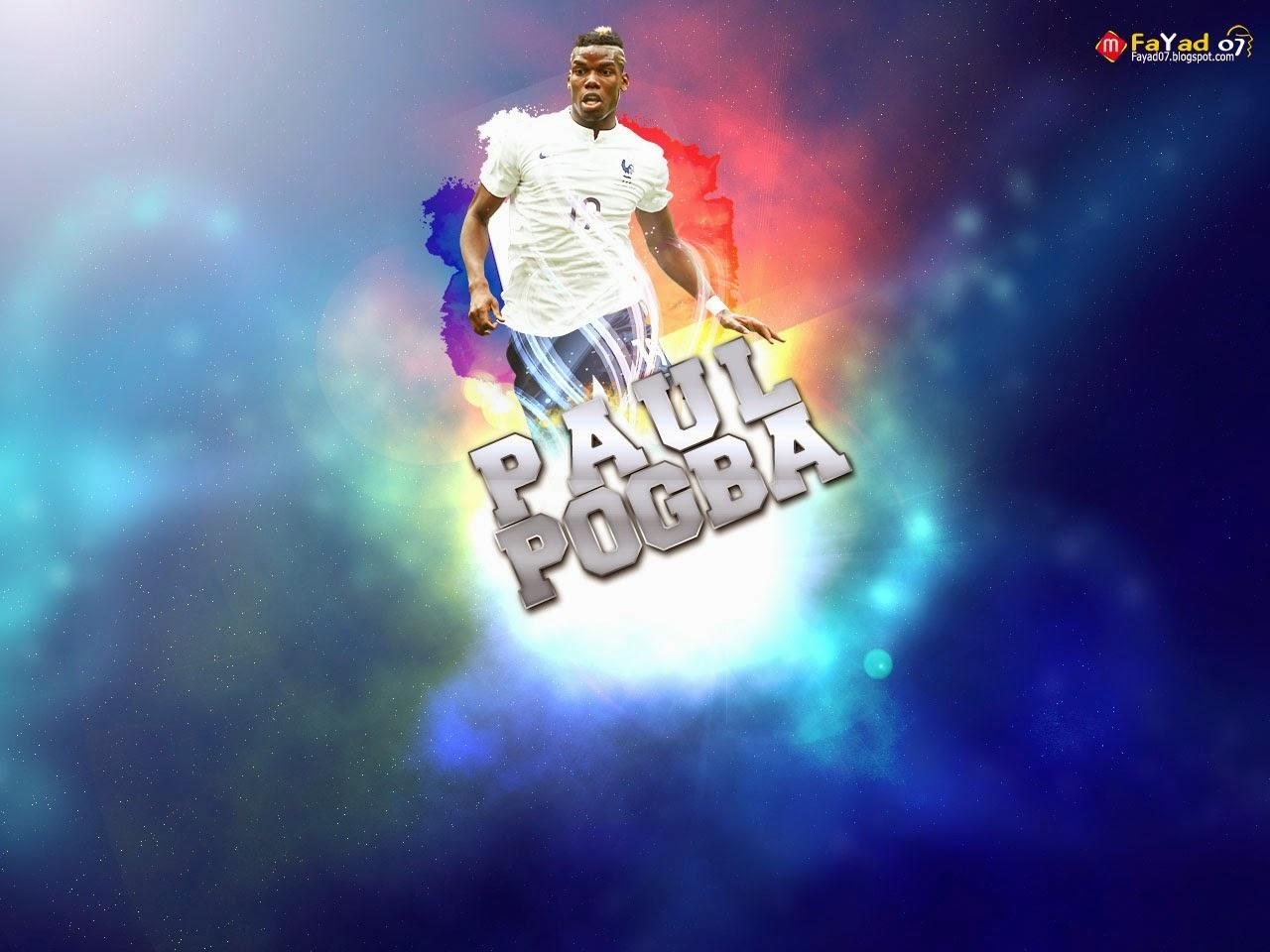 Download Paul Pogba Wallpapers HD Wallpaper