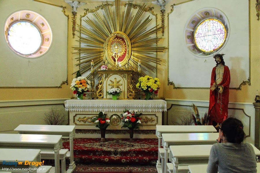 Kościół w Kałkowie-Godowie