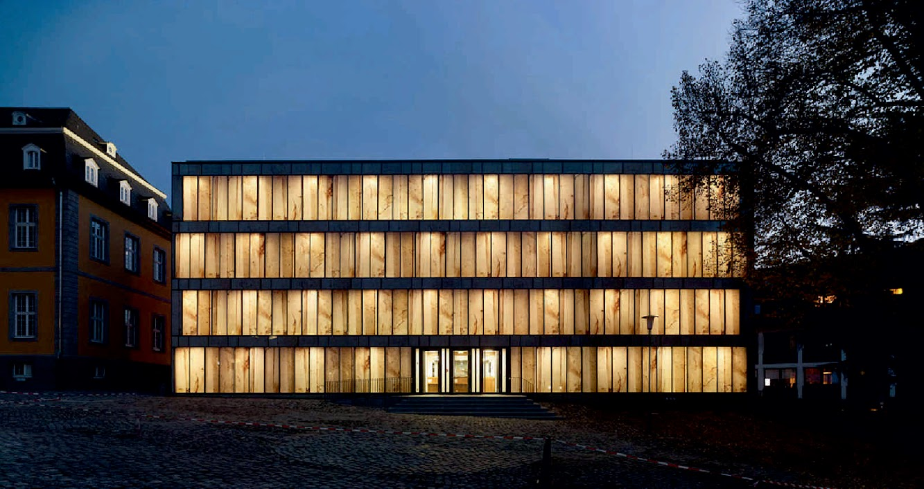 Library: FOLKWANG LIBRARY by MAX DUDLER