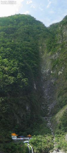 Eternal Springs Shrine - Taroko National Park