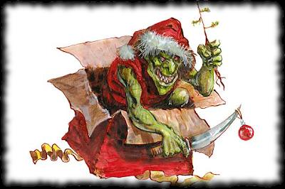 Christmas Gobbo