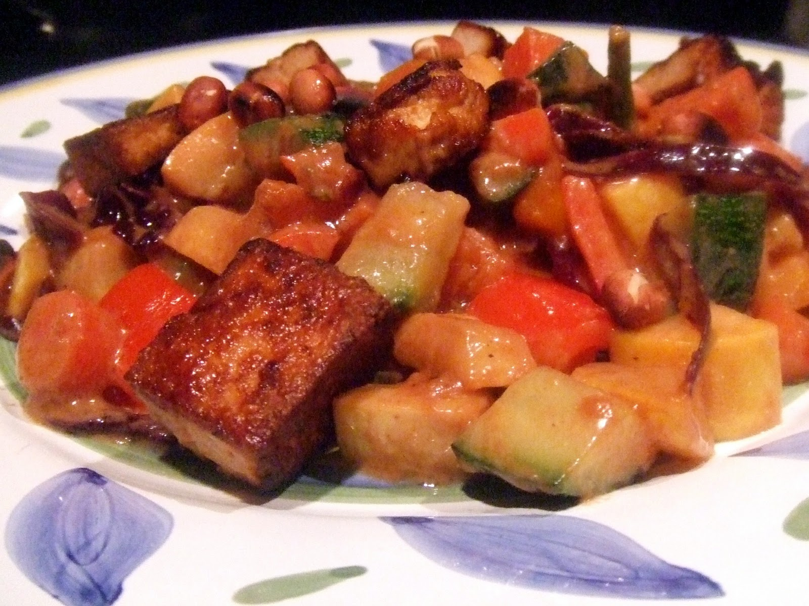 "Extreme Vegan Makeover: Kung Pao Tofu Edition | The ""V"" Word"
