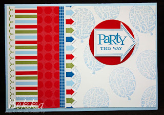 Stampin' Up! Party this Way
