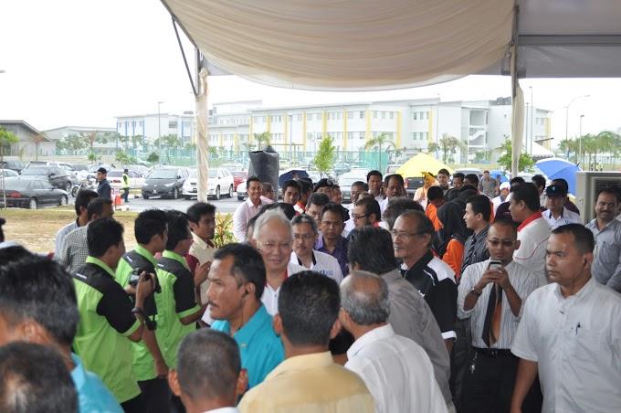 RM110 juta untuk Universiti Malaysia Pahang