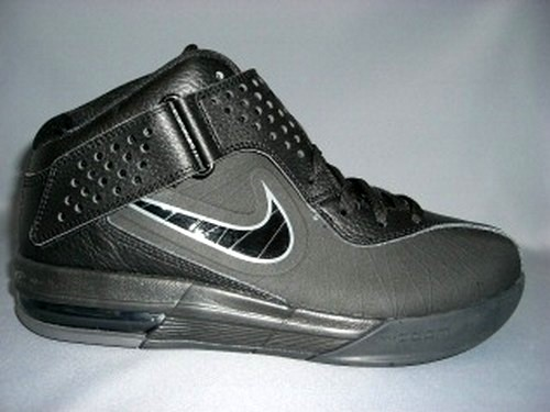 Nike LeBron Soldier V 8211 Triple Black 8211 Upcoming Colorway
