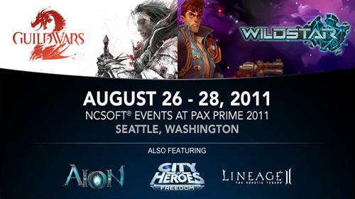 Guild Wars 2 và Wildstar tham dự PAX Prime 2011 2