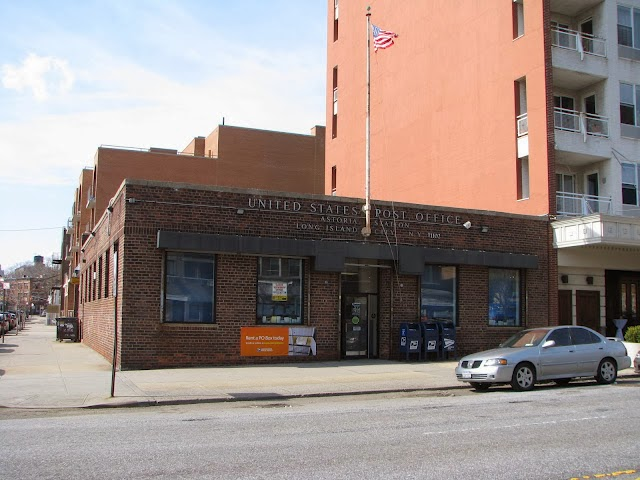 Former post office site, Astoria, New York
