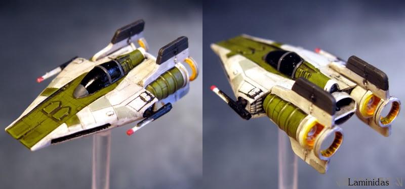 Laminidas' farbige Werften 140228+X-Wing+-+A-Wing+5