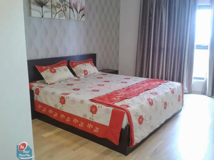 0939506439 Cho thue can ho City Garden tien nghi 2 phong ngu 116m2 1300 USD