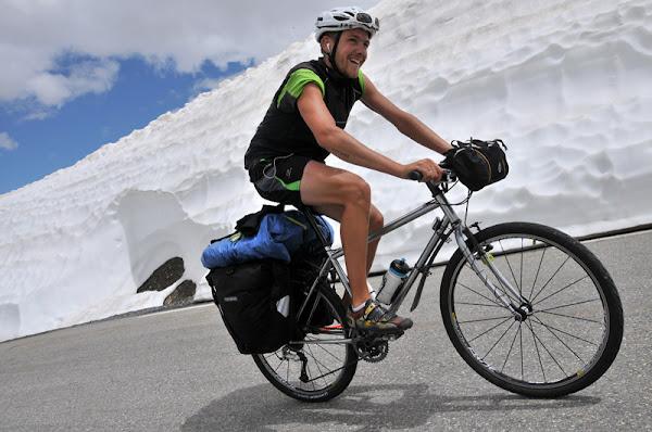 Tour de France à vélo - Fred 2013