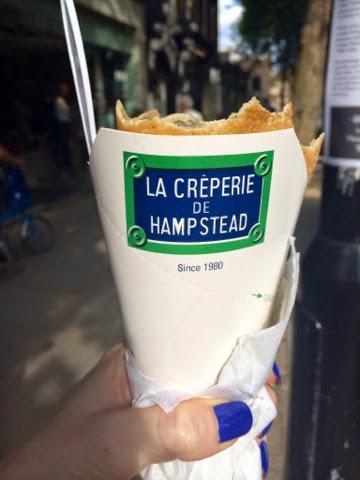La Crêperie de Hampstead