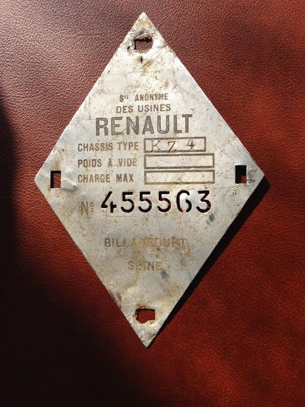 les renault d 39 avant guerre kz4 455563 conduite int rieure 1930. Black Bedroom Furniture Sets. Home Design Ideas