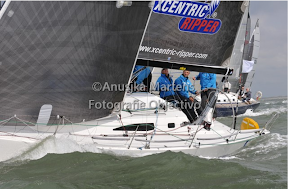J/111 Xcentric Ripper sailing Breskens sailing weekend