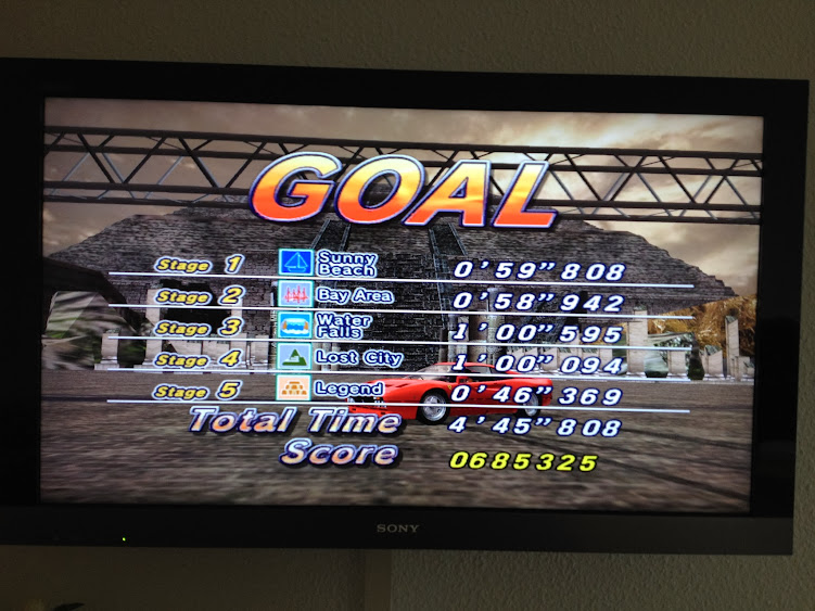 Rolling Start!! • View topic - Outrun 2 & Outrun 2SP