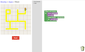 プログラミング学習サイト – GoogleBlockly