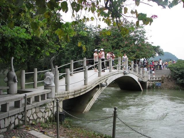 Elephant Trunk Hill Bridge