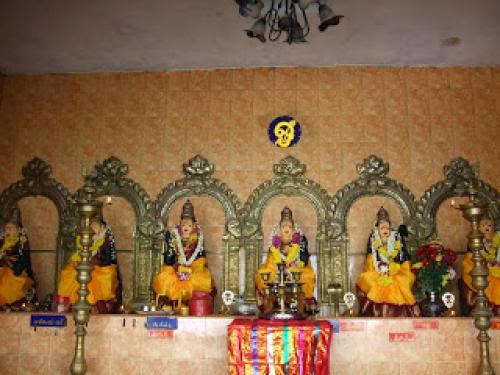 Arulmigu Maha Sapthakannika Devi Kovil Seremban Negeri Sembilan
