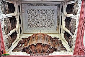 Enterance of Umer Hayat Palace, Chinot