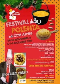 Festival della Polenta 6 e 7 Dicembre Gaglianico (Bi)