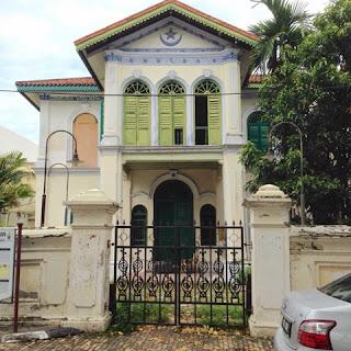 Syed al- Attas Mansion