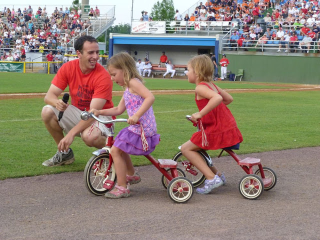 In-game Trike-race