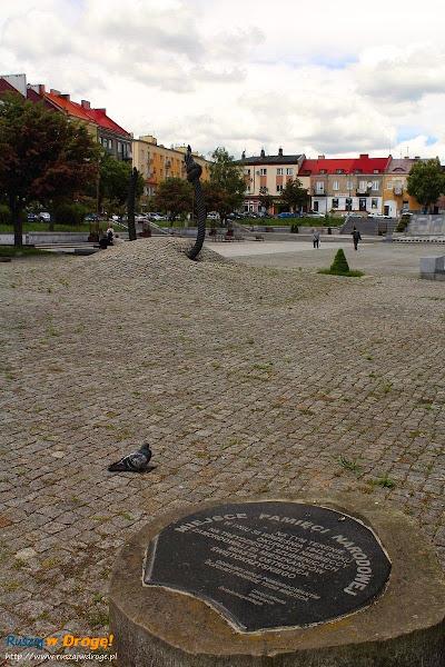 Miejsce Pamięci Narodowej w Ostrowcu Świętokrzyskim
