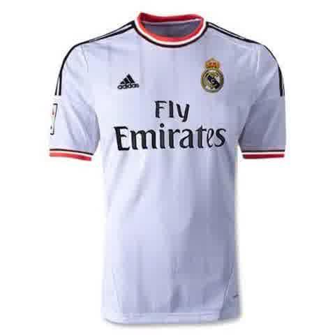 Jual Jersey Real Madrid Home Terbaru 2014