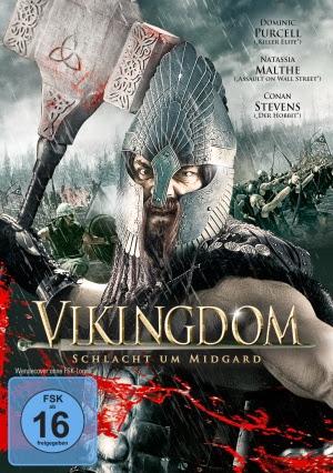 Filme Poster Vikingdom WEBRip XviD & RMVB Legendado