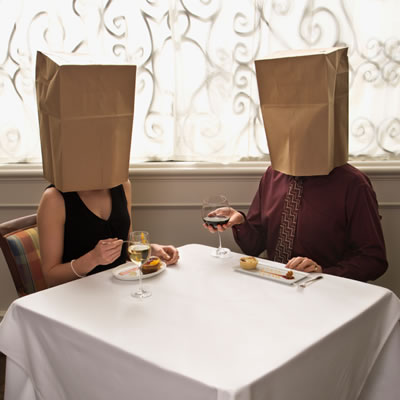 What To Do Before And During A Blind Date Image