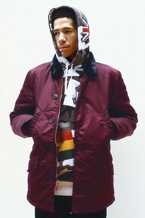 *2013 秋冬潮流趨勢:Supreme讓你擁有極具特色的個人復古混搭風格! 15