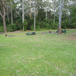The open area in the Watagan Headquarters campsite (360881)