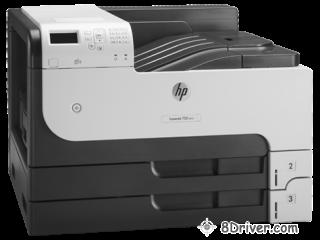 Driver HP LaserJet 700 Printer – Download and installing steps