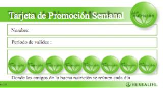 Promociones Del Club Club De Nutrición