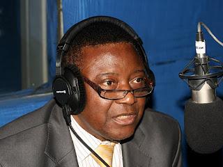 Mathias Buabua Wa Kayembe, Expert Congolais en Droit Fiscal. Radio Okapi/Ph. Aimé-NZINGA